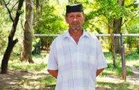 Кримський татарин, депортований із Криму до Узбекистану, просить повернути його до України