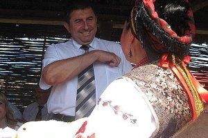 Полтавского губернатора обманули на Сорочинской ярмарке