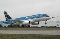 Российский самолет Sukhoi Superjet врезался в гору
