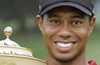 Первым миллиардером спортивного мира станет гольфист Тайгер Вудс