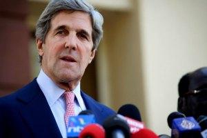 Джон Керри пытается наладить мирный процесс между израильтянами и палестинцами