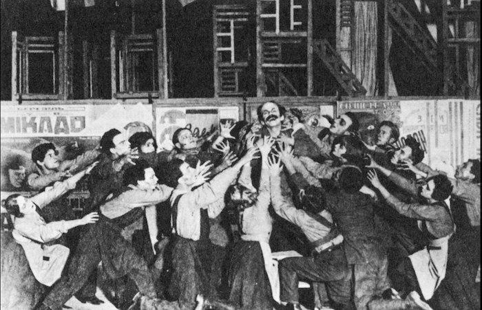 Джіммі Гіґґінз, 1927, театр Березіль
