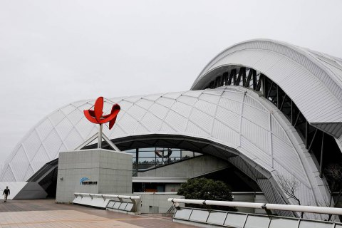 На олимпийском объекте в Токио обнаружен канцерогенный асбест