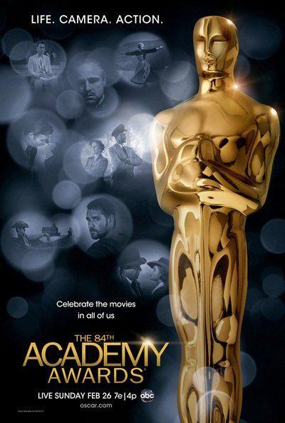 """Постер к 84-й церемонии награждения """"Оскар"""""""