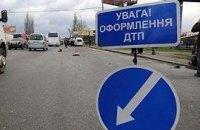 В Тернополе в ДТП пострадали сразу 7 автомобилей