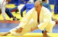 Путин стал великим мастером тхэквондо