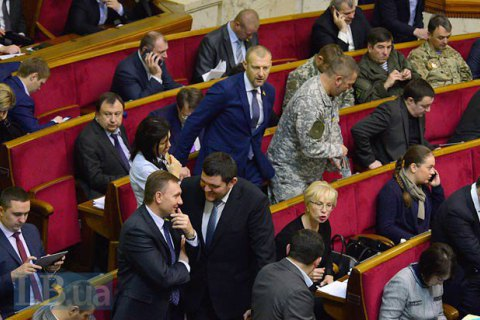 """""""Народний фронт"""" підтримав кандидатуру Кубіва на посаду прем'єра"""