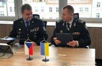 Поліція України та Чехії домовилися про співпрацю