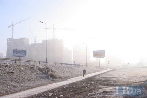 У неділю в Україні без істотних опадів, від 2 градусів морозу до 6 тепла