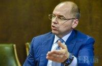 Степанов допустив перенесення старту вакцинації на початок наступного тижня