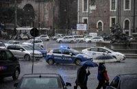 Вулиці Рима затопило через потужну зливу