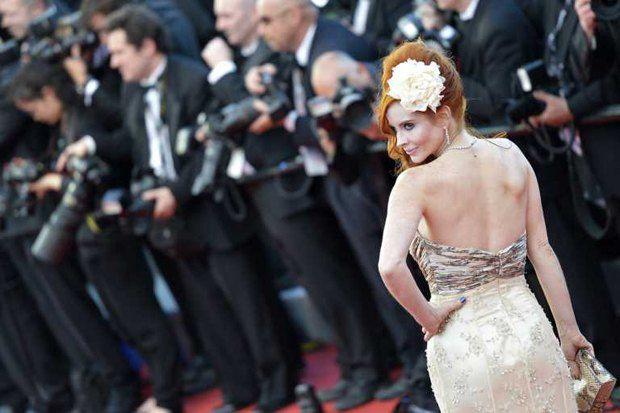 Американская актриса Фиби Прайс