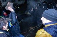 Милиция открыла несколько уголовных производства в связи с ночными событиями в Киеве