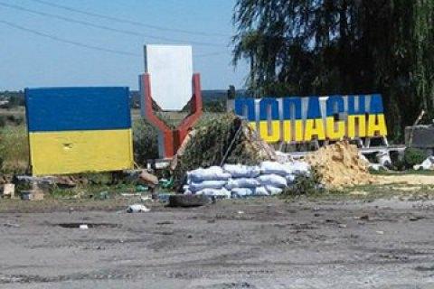 Часть Попаснянского района Луганской области осталась без электричества из-за обстрелов