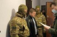 """СБУ викрила і затримала бойовика """"ЛНР"""", який влаштувався на роботу в МВС"""