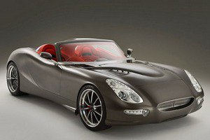У Британії зібрали спорткар із 6,6-літровим дизелем V8
