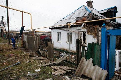 Бойовики обстріляли Правдівку в Донецькій області