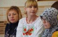 У будинку проукраїнської активістки в Сімферополі пройшов обшук (оновлено)