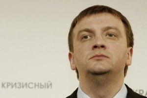 Яценюк і Петренко пройшли люстраційну перевірку