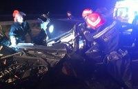 В ДТП в Черкасской области погиб иностранец