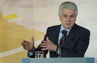 Литвин обсудил с Квасьневским и Коксом выборы в Украине