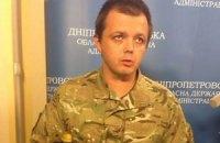 """Семенченко: """"У нас воюет народное ополчение в погонах"""""""