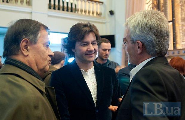 Роман Балаян и Евгений Нищук
