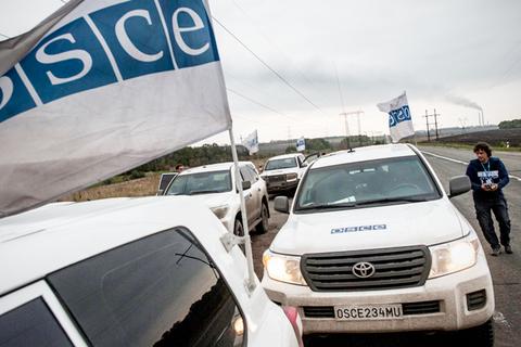 ОБСЄ зафіксувала перекидання військових і зброї з Росії на Донбас