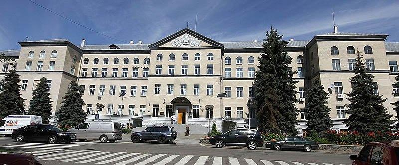 Корпус Української сільськогосподарської академії (зараз Національний університет біоресурсів і природокористування)