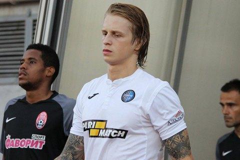 «Динамо» объявило отрансфере футболиста сборной государства Украины