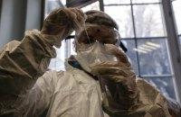 У КШЕ поліпшення статистики захворюваності на ковід пов'язали зі зменшенням ПЛР-тестів наприкінці листопада
