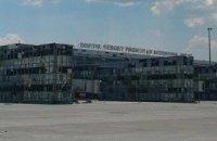 Оба терминала аэропорта Донецка находятся под контролем сил АТО, - СНБО