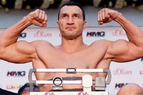 Володимир Кличко увійшов в Міжнародний зал слави боксу