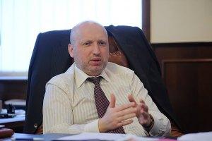 """Турчинов: власть готовится увеличить число избирательных округов в """"своих"""" областях"""