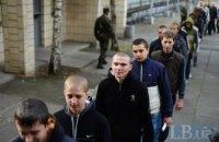 Після відновлення призову солдатів залишать у тилу