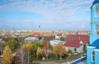 В селе под Одессой квадрокоптер с иконой использовали для борьбы с криминалом