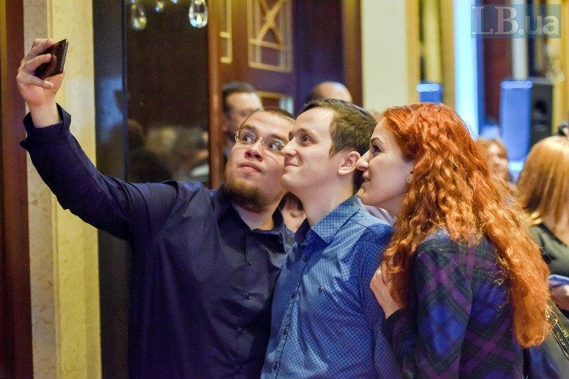 Александр Рудоманов, Андрей Водяной и Татьяна Матяш, LB.ua