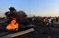 В результате беспорядков на антиправительственных акциях в Ираке погибли более 70 человек