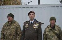 Раненый командир 128-й бригады доставлен в Харьков