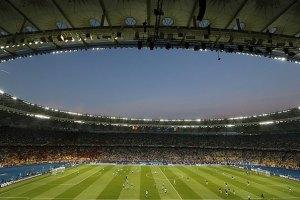 Збірна України гратиме в Києві