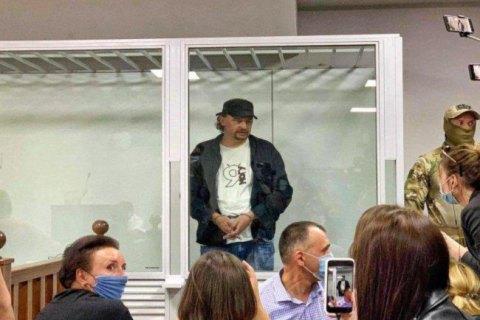 Луцкий террорист объявил голодовку