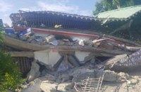 На Гаїті стався землетрус магнітудою 7,2, є руйнування та жертви