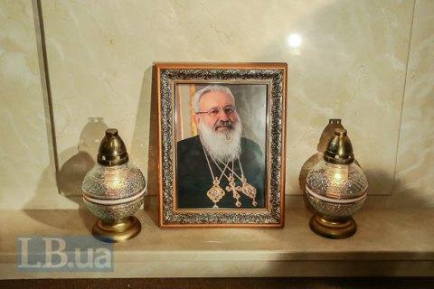 Проспект Космонавта Комарова в Киеве переименовали в честь Любомира Гузара
