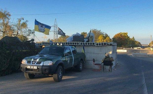 Блокпост Киева-2