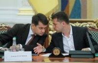 Зеленський не причетний до запуску відставки Разумкова, - прессекретар президента