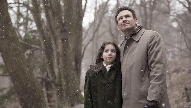 Молода Джо з батьком (Крістіан Слейтер)
