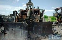Штаб АТО сообщил о нескольких обстрелах на Донбассе в среду