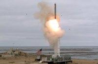 В США испытали первую крылатую ракету средней дальности после выхода из ДРСМД