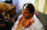 Во время драки в ВР депутату Петруку разбили голову