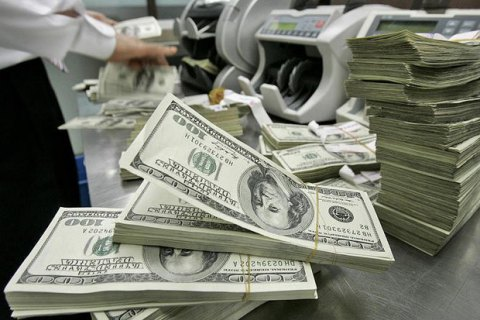 Кабмин перевел $350 млн долга Киева в госдолг